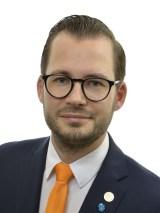 Mattias Bäckström Johansson (SD)