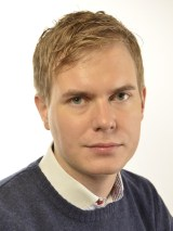 Utbildningsminister Gustav Fridolin (MP)