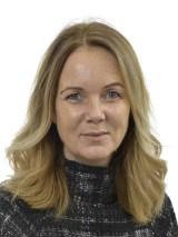 Statsrådet Jennie Nilsson