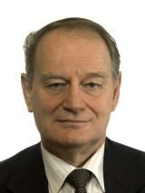 Förste vice talman Anders Björck