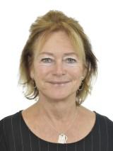 Kultur- och idrottsminister Lena Adelsohn Liljeroth (M)