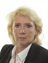 Miljöminister Lena Ek (C)