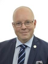 Andre vice talman Björn Söder (SD)
