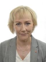 Statsrådet Helene Hellmark Knutsson (S)