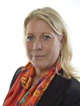 Statsrådet Catharina Elmsäter-Svärd (M)
