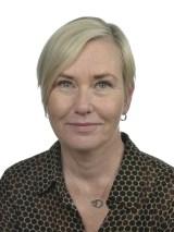 Statsrådet Anna Johansson (S)