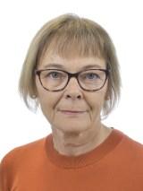 Förste vice talman Ewa Thalén Finné (M)