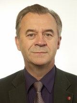 Statsrådet Sven-Erik Bucht