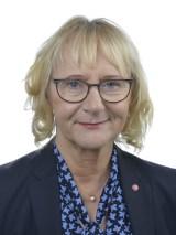 Statsrådet Lena Micko