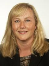 Statsrådet Ewa Björling (M)
