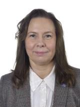 Marie-Louise Hänel Sandström (M)