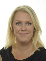 Statsrådet Lena Hallengren (S)