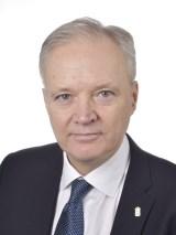 Försvarsminister Sten Tolgfors (M)