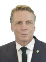 Statsrådet Per Bolund (MP)