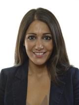 Tina Ghasemi Liljekvist (M)