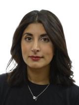 Roza Güclü Hedin (S)