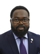 Momodou Malcolm Jallow(Lft)